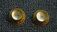 1960's Gibson No Lip Knobs  -  Cat No:   -  Click To Order  -  ID: 1520