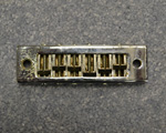 1972 Gibson Chrome Harmonica Bridge LP SP  -  Cat No:   -  Click To Order  -  ID: 2380