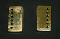 1970's Les Paul Custom Pickup Covers  -  Cat No:   -  Click To Order  -  ID: 1912