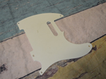 Telecaster Pickguard  -  Cat No:   -  Click To Order  -  ID: 2703