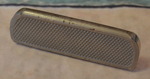 Vintage Original 1940s Nickel Lap Steel Tone Bar  -  Cat No:   -  Click To Order  -  ID: 2683