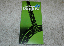 Banjo Pamphlet  -  Cat No:   -  Click To Order  -  ID: 1433